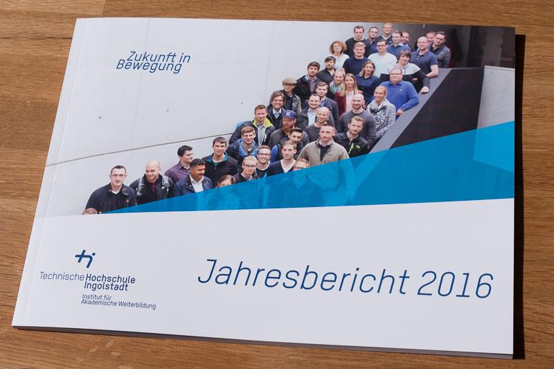 IAW Jahresbericht