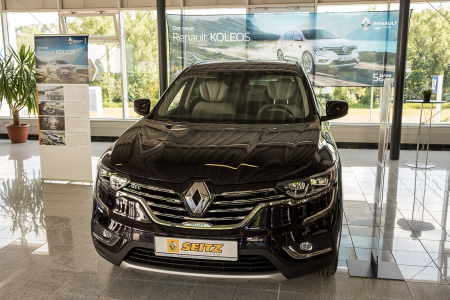 Renault Koleos, Automobile Seitz